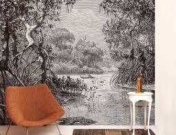 Mangrovebos Behang Op Maat Naturalis Unlimited Behang