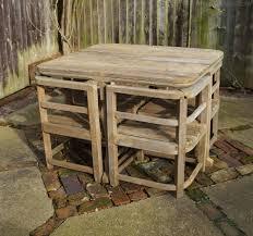 deco garden furniture. Heals C1930s Teak Garden Table \u0026 Chairs Deco Furniture D