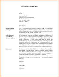 How To Write A Letter Of Intent For A Job Free Letter Of Intent For A Job Template Samples Letter Template