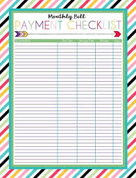 Free Printable Monthly Budget Planner 17 Brilliant And Free Monthly Budget Template Printable You