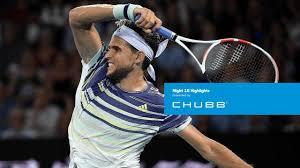 Dominic Thiem shocks no. 1 seed Rafael Nadal