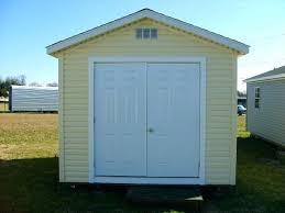 fascinating exterior double doors for shed within fiberglass wood door