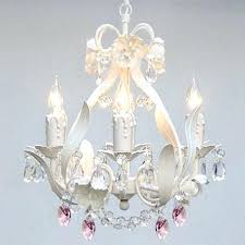 small white chandelier chandeliers for girls rooms bedrooms crystal pink small white nursery fl