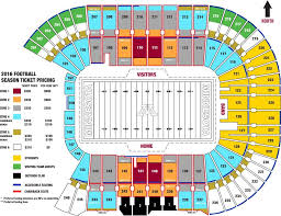 Minnesota Golden Gophers Stadium Seating Chart Image Result For Tcf Bank Stadium Map Season Ticket Map