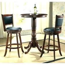 kitchen bar table sets pub set tables pertaining to decorating with small round black square and