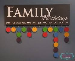Birthday Chart 3 This Especially For A Classroom Setting