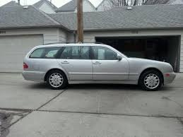 Greg cavanaugh, amateur automotive writer for the gallup journey magazine, evaluates the features of his own 2001 mercedes benz e320 wagon (w210). 2001 E320 4matic Wagon Ride Height Variance Problem Or No Mercedes Benz Forum