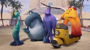New Disney+ animated series 'Monsters ...