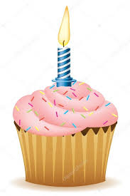 Cupcake With Candle Free Download Best Cupcake With Candle On