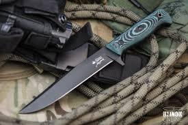Кизляр Суприм: <b>тактический нож Intruder</b> D2 Black Titanium