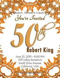 50th birthday invitation templates free birthday invitation template surprise 50th party invitations
