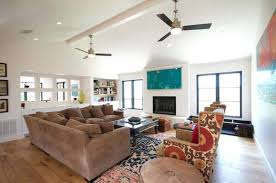 ceiling fan for dining room. Ceiling Fans For Living Room View In Gallery Fan Ideas Dining F