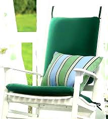outdoor glider chair cushions all weather outdoor double glider chair cushion