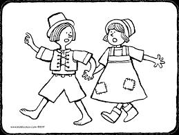 Hans En Grietje Kleurprenten Kiddicolour