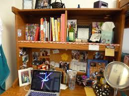 shelf dorm room deskover shelvingdorm ideasdorm toppercollege for college dormdesk dormdorm