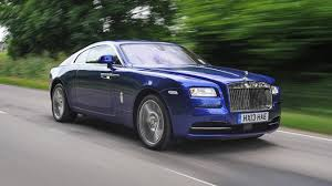 First Drive: Rolls-Royce Wraith 2dr Auto | Top Gear