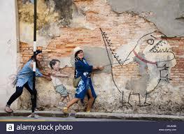 penang street art wall painting at penang address