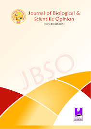 journal of biological and scientific opinion