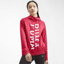 <b>Ветровка</b> PUMA Be <b>Bold Graphic</b> Woven Jacket — купить в ...