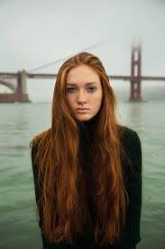 red hair inspiration from san francisco california see more real beauties from around the world when you