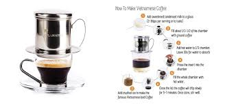 Put simply, vietnamese coffee can refer to the vietnamese coffee beverage made with coffee from vietnam plus condensed milk. Why Is Vietnamese Coffee So Strong Coffee Brat