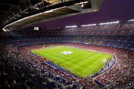 19 Single Fc Barcelona Behang