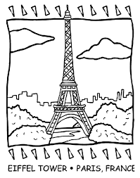 Small Picture Eiffel Tower Coloring Page crayolacom