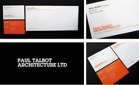 A with compliments slip is simply a piece of paper which is designed in your brand theme and contains the same contact the piece of paper contains the words 'with compliments' which is followed by your hand written note. Paul Talbot Architecture Identity Louie A Hefty Designs