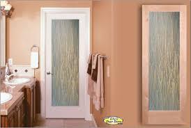 image of interior glass door panels