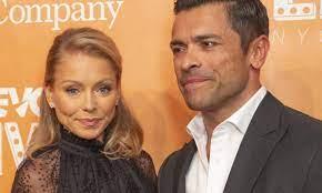 Kelly Ripa's husband Mark Consuelos ...
