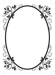 Fancy Border Frame Clipart Free download best Fancy Border Frame