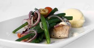 Grilled Tuna Steak With Nicoise Salad ...