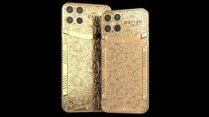 <b>Caviar</b> принимает предзаказы на золотой iPhone 12 Pro за 24 ...