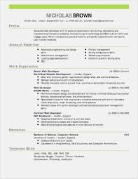 Free Download 56 High School Resume Templates Model Template Doc