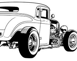 Small Picture Pin by Ed Eduard on Coloring Hot Rod Pinterest Cars