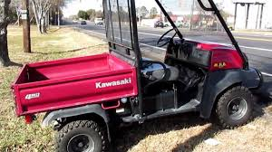 one owner kawasaki mule in mansfield texas new drive unit ready to work you