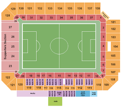 Nippert Stadium Seating Chart With Rows Mls Soccer Tickets Ticketsmarter