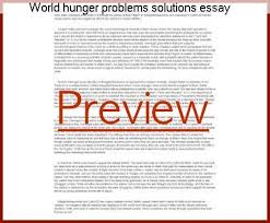 world hunger essay world hunger problems solutions essay coursework help