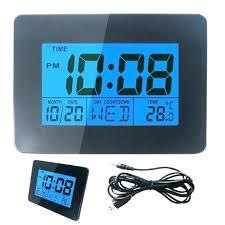 oversized digital wall clock oversized digital wall clock medium image for digital wall clocks battery operated