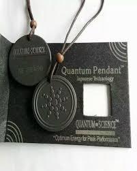 quantum scalar energy pendant 6000 7000
