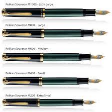 Pelikan M1000 Fountain Pen Souveran Black Green