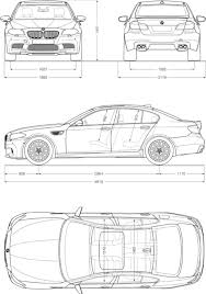 bmw m technical specifications bmw m5 exterior and interior dimensions bmw diagram