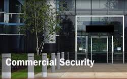 commercial security. commercial security