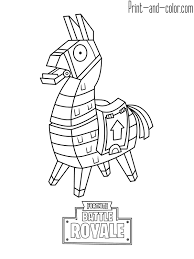 20 Fortnite Coloring Sheets Unicorn Ideas And Designs