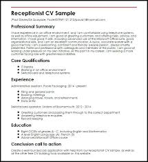 Awesome Collection Of Resume Hotel Telephone Operator Resume