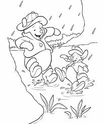 Kleurplaat Winnie De Pooh 4 Winnie The Pooh Coloring Pages