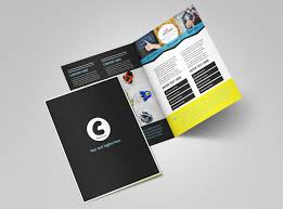 Marketing Brochure Templates Social Media Marketing Brochure Template Mycreativeshop