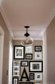 lighting fixtures for low ceilings beautiful new hallway light update future house