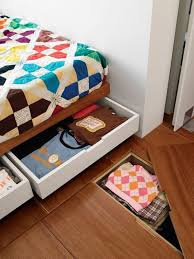 Perfect 12 Ingenious Hideaway Storage Ideas For Small Spaces