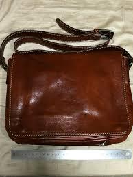 full grain leather bag men s fashion bags wallets sling bags on carou